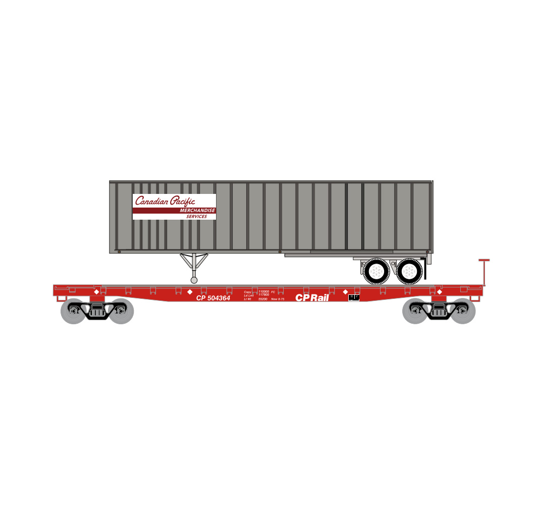 athearn_nscale_53'_gsc_tofc_flat_w-trailer_cpr