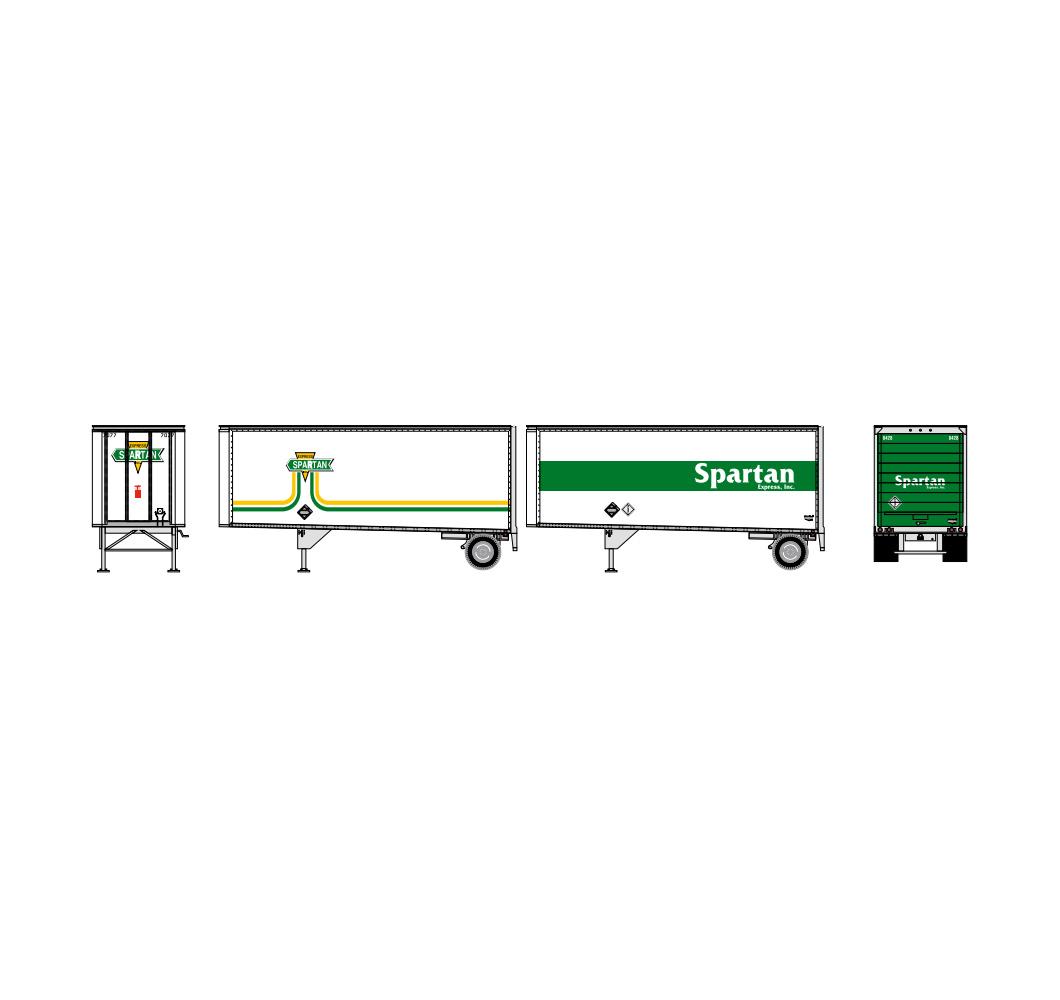 athearn_nscale_rtr_28'_trailer_w-dolly_2pk_spartan