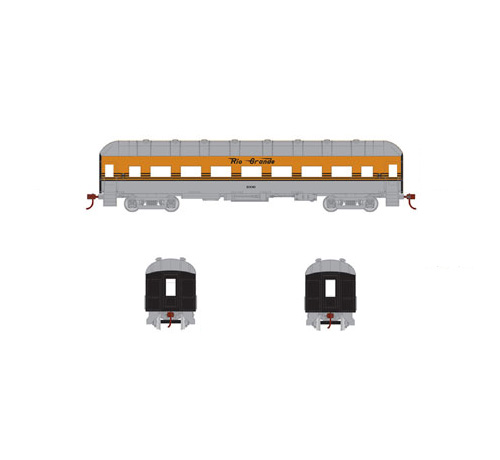 athearn_rtr_ho_arch_roof_passenger_coach_drgw_1006