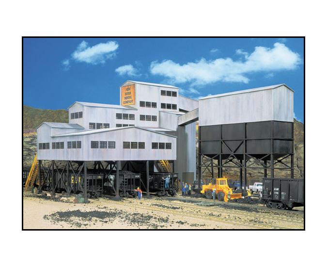 933 3017 Walthers Cornerstone Ho New River Mining Company