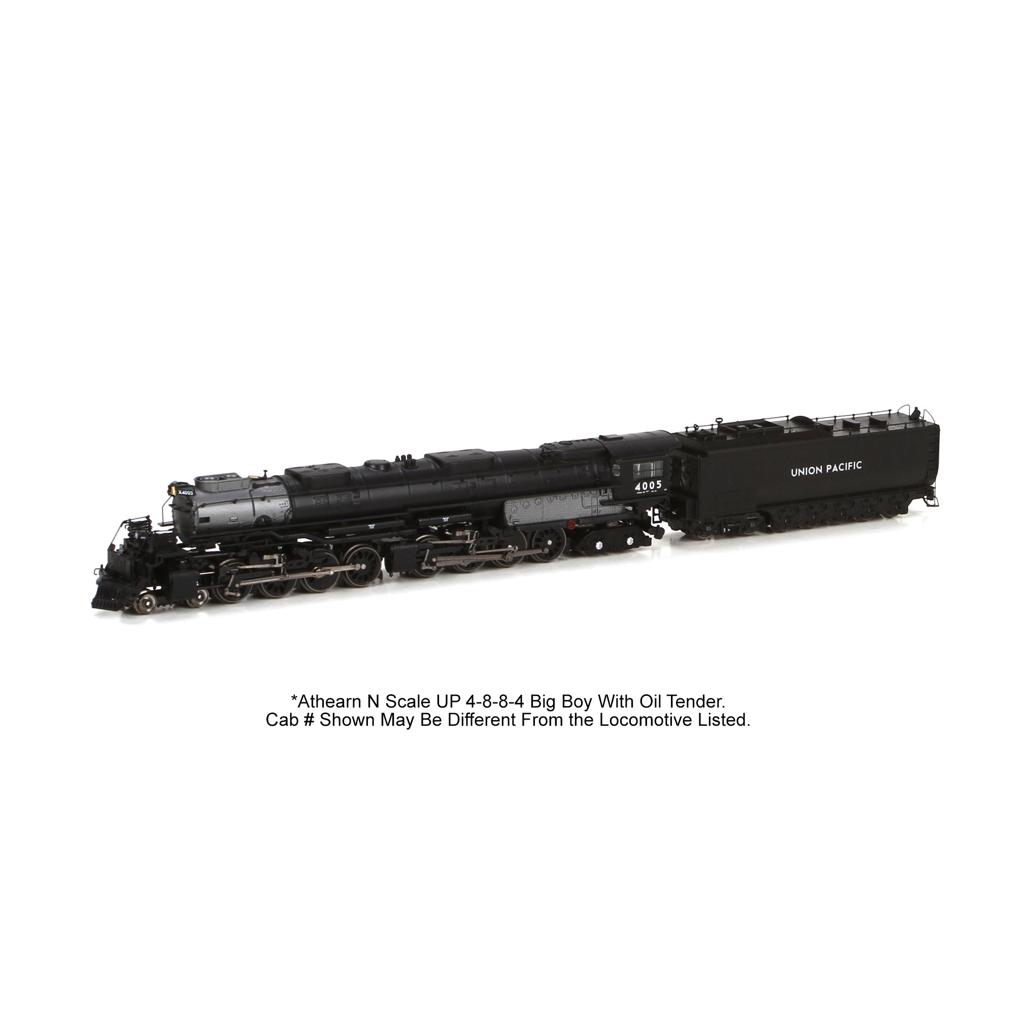 athearn-n-big-boy-4005-oil-tender-ATH22900