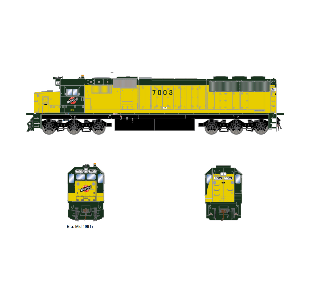 athearn_ready_to_roll_sd50_cnw_5029