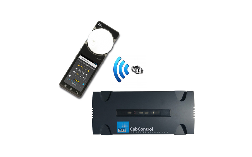 ESU 50310 CabControl Wireless DCC System