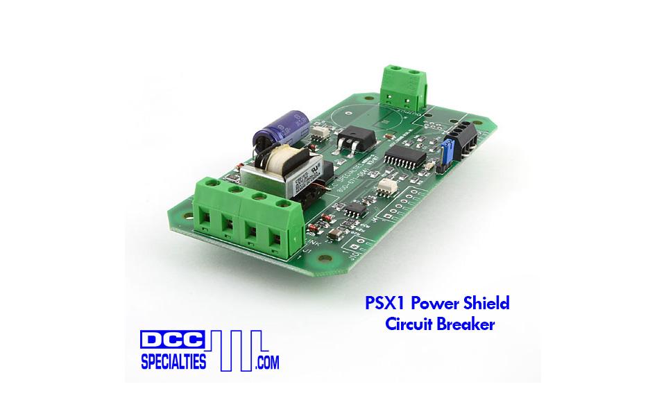 DCC Specialties PSX1 Circuit Breaker