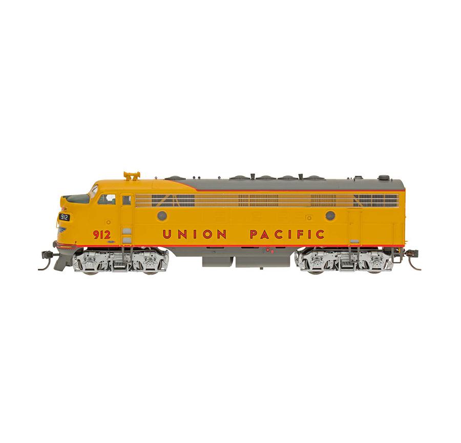 InterMountain N Scale 69939-04 EMD FP7, DC, UP #912
