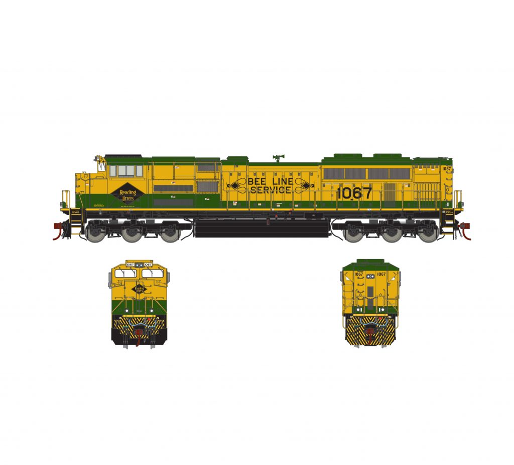 Wiring For Dcc Turnouts Smart Diagrams Ho Track Athearn Genesis Emd Sd70ace Dc Ns Rdg 1067 Athg69275 Atlas Turn Out