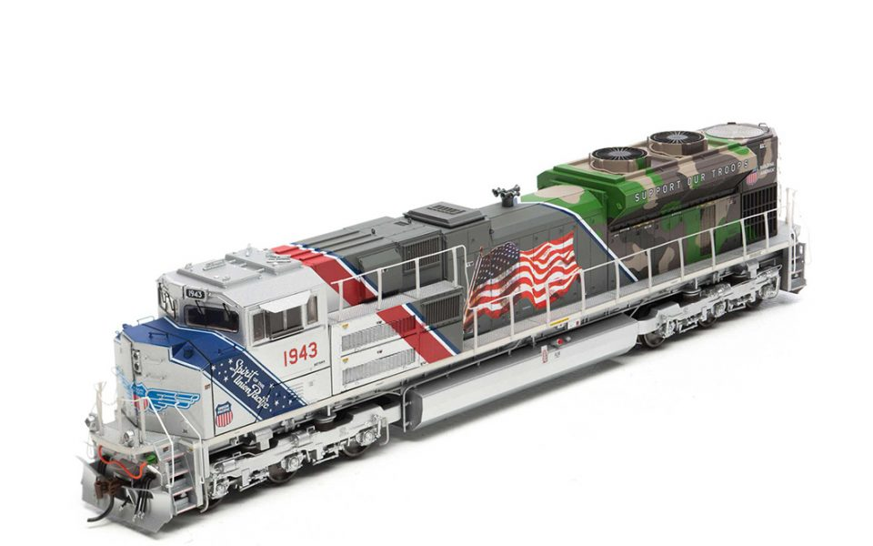 Athearn Genesis ATHG01943, HO EMD SD70ACe, with Tsunami2 Sound, Spirit of UP #1943