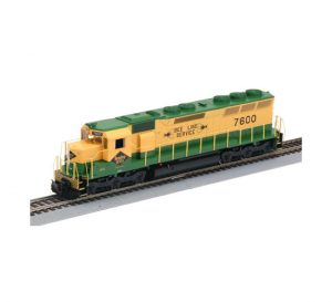 ATH95432 Athearn RTR SD45 Reading #7600 w ESU LokSound